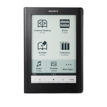Sony eBook Reader Touch